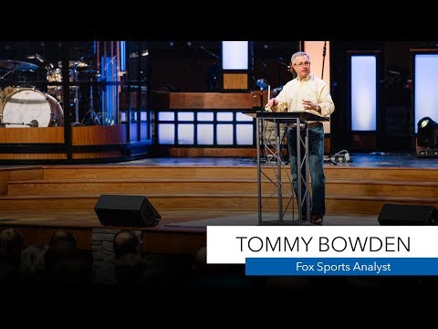 Men of Memphis Conference 2018 | Tommy Bowden