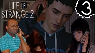CALLING HER - Life Is Strange 2 - Episode 1 - Part 3 (Walkthrough)
