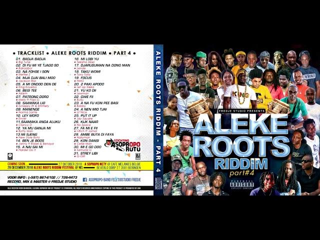 NORMA SANTE   MANENGE Aleke Roots Prt 4