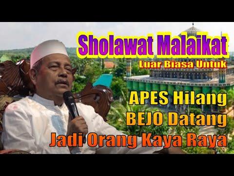 Sholawat MALAIKAT - Apes Hilang, Bejo Datang U0026 Jadi Kaya Raya