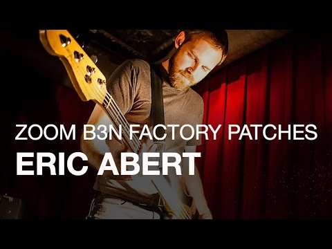 Eric Abert - B3n Factory Patches