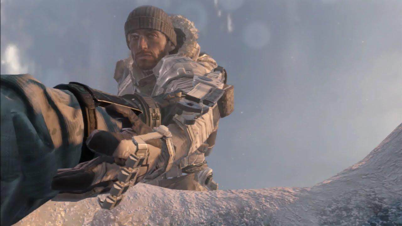 Call Of Duty Advanced Warfare Hardened Campaign Mission ...