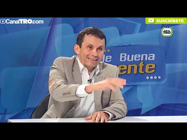 De Buena Fuente con Cristian Blanco Tirado