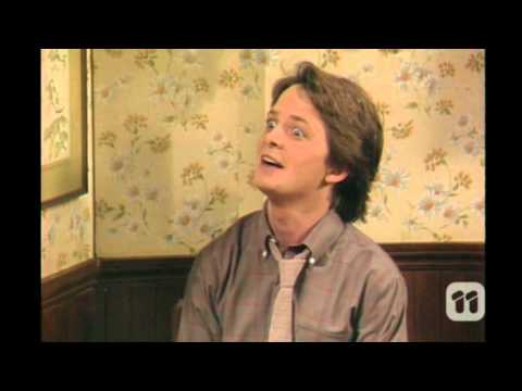 Marty McFly on Family Ties
