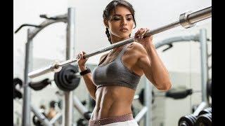 Электронная музыка 2019 Тренироваться в спортзале Фитнес мотивация женщин