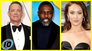 Gambar cover Top 10 Celebrities That Have Coronavirus