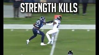 "NFL ""STRENGTH KILLS"" Moments || HD (Pt. 2)"