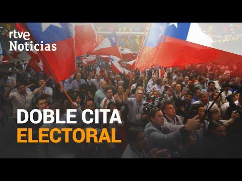Megacomicios en CHILE: Elecciones locales y contituyentes trascendentales  RTVE Noticias