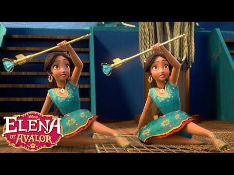 Stowaway | Elena of Avalor | Disney Junior