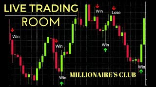 How to trade forex live trading room signals explained by Jasfran