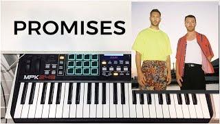 Calvin Harris Sam Smith Promises Piano Tutorial EASY Cover.mp3