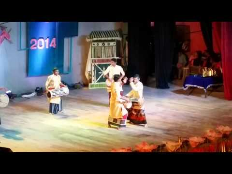 Dharmaraja College Dancing Troup 2014 kala ulela