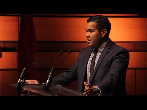 Improving Police Standards | Ryan Singh | Lieutenant Governor's Visionaries Prize | Governance