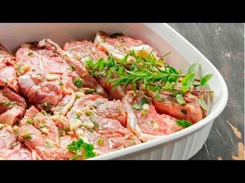 Clique e veja o vídeo Curso Carnes Marinadas