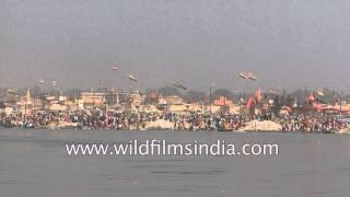What makes Ganga the sacred river of India?