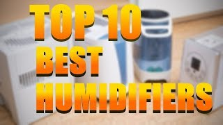 Top 10 Best Humidifiers 2019 | Best Humidifier Reviews