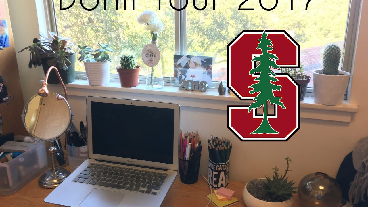 College Dorm Tour Stanford University Youtube