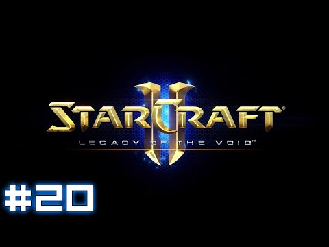 Starcraft II: Legacy of the Void #20 - The Host