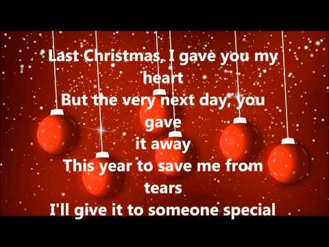 Taylor Swift - Last Christmas (Lyric Video) + Download