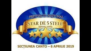 STAR DE 5 STELE  ed. a VIII-a PROMO Festbook