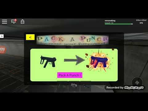 Все оружия в зоне 51 роблокс