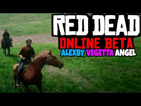 PELEA DE YOUTUBERS EN EL BARRO - Red Dead Online c/ Veyetto y Angelyjajas