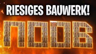 RIESIGES TÖDLICHES BAUWERK! 🏨 | Fortnite: Battle Royale