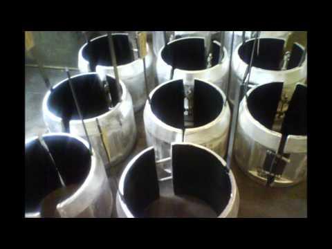 MCPS Ltd Subsea Pipeline Bracelet Anodes