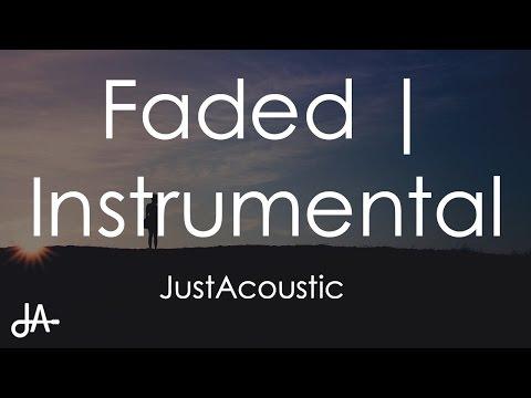 Faded - Alan Walker (Acoustic Instrumental)