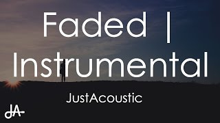 Video Faded - Alan Walker (Acoustic Instrumental) download MP3, 3GP, MP4, WEBM, AVI, FLV Juli 2018