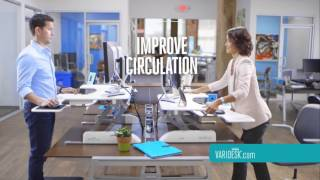 Standing Desks Improve Your Health | VARIDESK®