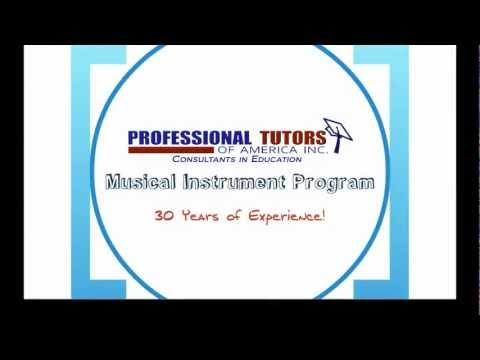 Musical Instrument Program (Professional Tutors of America)