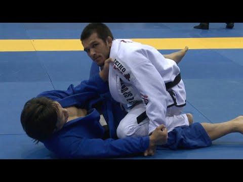 Michael Langhi VS Yoshinobu Kakizawa / Pan Championship 2013