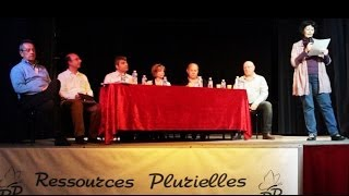 Ressources Plurielles - 1er Forum bien être et sante globale - Marseille