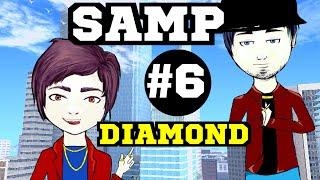 SAMP - Diamond Crystal (Городские Страсти) #6