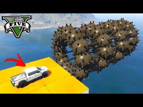 GTA V Online: MEGA TÚNEL BOMBA com 99,99999 BOMBAS!!!! ÉPICO