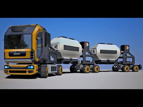 Luxury Future Trucks And Buses 2020 YOU MUST SEE