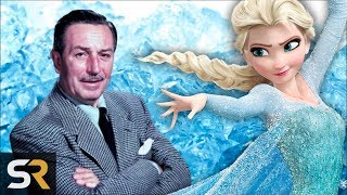 Disney Theory: Was Frozen Created To Hide The Truth About Walt Disney?