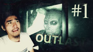 Outlast part 1 with RezZaDude - CAK!