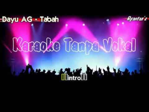 Tabah Karaoke Dayu Ag