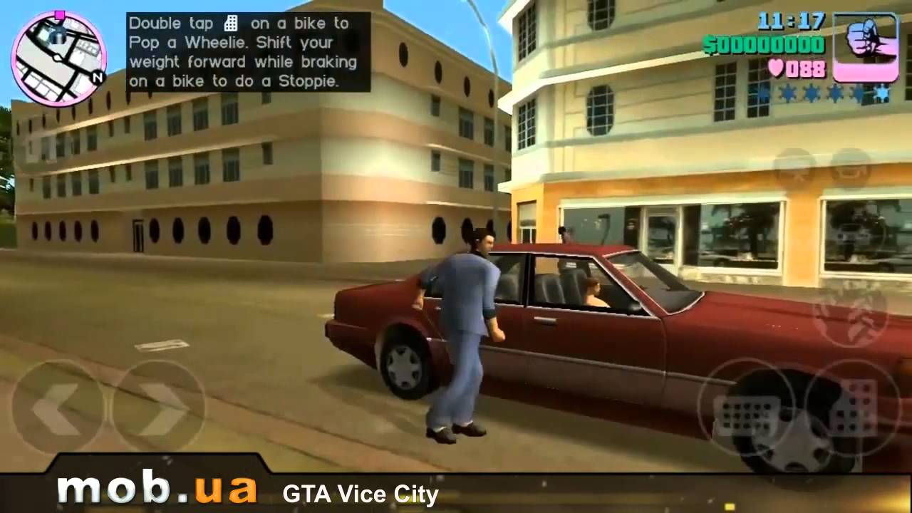 Grand Theft Auto: Vice City iPhone game - free  Download ipa