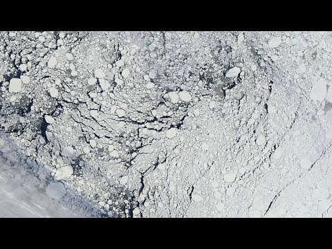 Arctic Sea Ice Is the Thinnest and Youngest It's Been in 60 Years