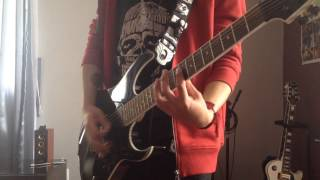 Alesana - Oh, How The Mighty Have Fallen (Guitar Cover)