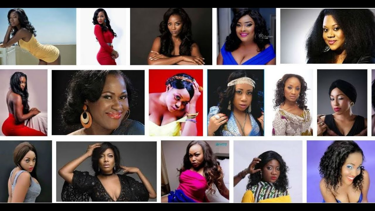 Download Top 20 Most Beautiful Actresses in Nigeria