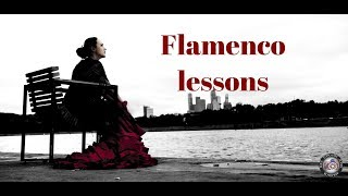 Уроки Фламенко Руки Flamenco Lessons Урок 1