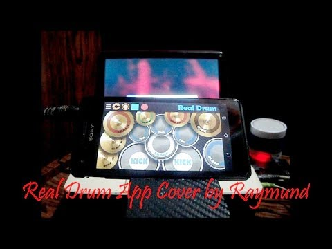 Guns N Roses-Sweet Child O Mine (Real Drum App Cover by Raymund)