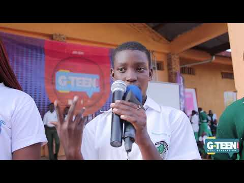 G-TEEN / URBAN TV ambassadors of St Maria Goretti Katende SS 2019