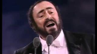Luciano Pavarotti. Rondine al Nido.