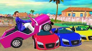 छोटा कार दौड़ खिलौना Mini Car Race Toys Comedy Video हिंदी कहानिय Hindi Kahaniya Stories Funny Video