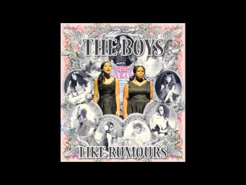 The Boys Like Rumours (MashUp)